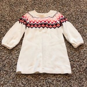 Old Navy Dresses - Super cute sweater dress!